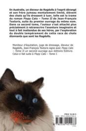 Flopy Cats Ii - 4ème de couverture - Format classique