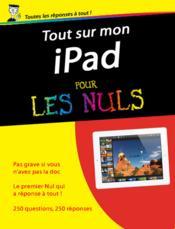 telecharger Tout sur mon iPad 3 pour les nuls livre PDF/ePUB en ligne gratuit