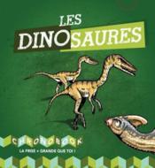 Les dinosaures - Couverture - Format classique