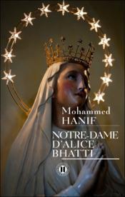 Notre-Dame d'Alice Bhatti - Couverture - Format classique