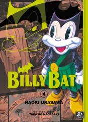 Billy bat t.4 - Couverture - Format classique