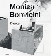 Monica Bonvicini /Anglais/Allemand - Couverture - Format classique