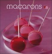 Macarons ; vive les gourmands ! - Couverture - Format classique