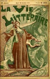 Paquot. Sa Femme Et Son Compagnon. La Vie Litteraire. - Couverture - Format classique