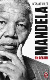 Mandela, un destin - Couverture - Format classique