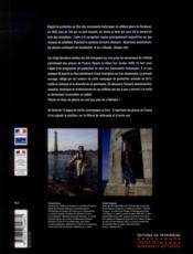 Phares ; monuments historiques des côtes de France - 4ème de couverture - Format classique