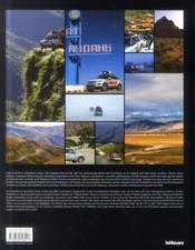 Land Rover experience tour - 4ème de couverture - Format classique