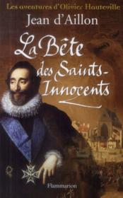 La bête des saints-innocents - Couverture - Format classique