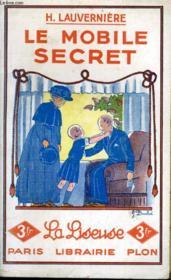 Le Mobile Secret - Couverture - Format classique