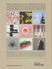 Infographics ; designing & visualizing data - 4ème de couverture - Format classique