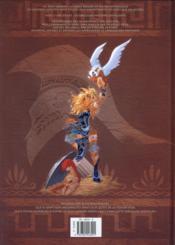 Atalante - la légende T.7 ; le dernier des grands anciens - 4ème de couverture - Format classique