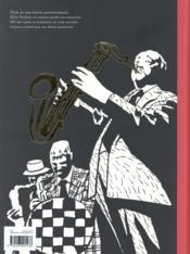 Billie Holiday - 4ème de couverture - Format classique