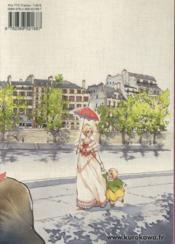 Les Misérables T.2 - 4ème de couverture - Format classique