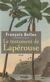 Le testament de Lapérouse - Couverture - Format classique