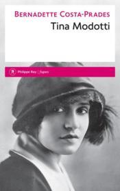 Tina Modotti - Couverture - Format classique