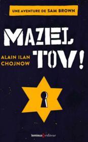 Mazel tov pour Sam Brown ! - Couverture - Format classique