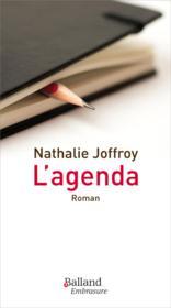 L'agenda - Couverture - Format classique