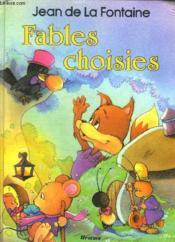 Fables Choisies - Couverture - Format classique