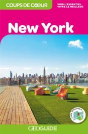 GEOguide coups de coeur ; New York (édition 2019) - Couverture - Format classique