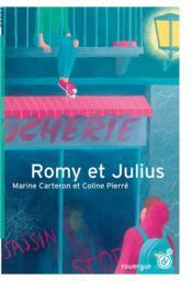 Romy et Julius - Couverture - Format classique
