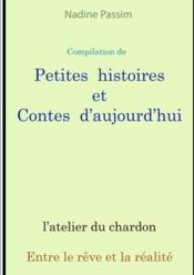 01 09 petites histoires et contes d aujourd hui - Couverture - Format classique