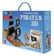 Le bateau des pirates 3D - Couverture - Format classique