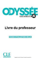 FLE : A1 : livre du professeur (édition 2021) - Couverture - Format classique