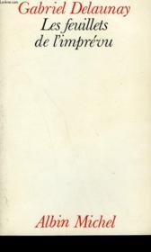 Les feuillets de l'imprevu - Couverture - Format classique