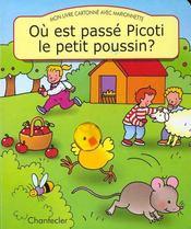 Ou Est Passe Picoti Le Petit Poussin ? - Intérieur - Format classique