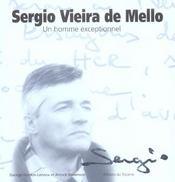 Sergio Vieira De Mello, Un Homme Exceptionnel - Intérieur - Format classique
