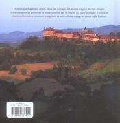 Villages De France - 4ème de couverture - Format classique