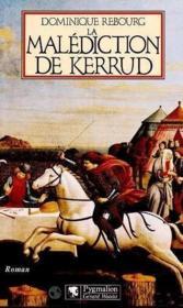 La Malediction De Kerrud - Couverture - Format classique