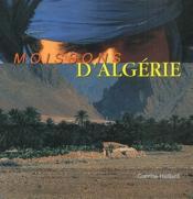 Moissons d'Algérie - Couverture - Format classique