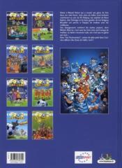 Les Foot Maniacs T.8 - 4ème de couverture - Format classique