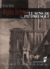 Aloysius Bertrand, le sens du pittoresque - Couverture - Format classique