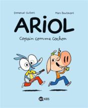 Ariol T.3 ; copain comme cochon - Couverture - Format classique