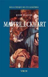 Maître Eckhart philosophe du christianisme - Couverture - Format classique