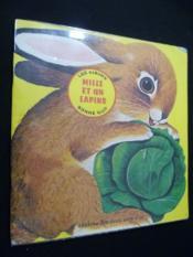 Mille et un lapins - Couverture - Format classique