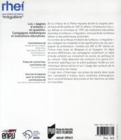 Rhei - 4ème de couverture - Format classique