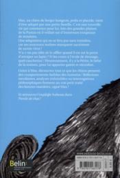 Parole de chien ! - 4ème de couverture - Format classique