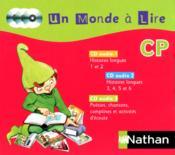 Un monde a lire - kimamila cp - serie rouge - 3 cd audio - Couverture - Format classique