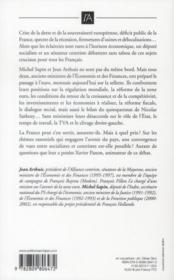 La France peut s'en sortir ! - 4ème de couverture - Format classique