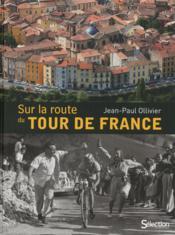 Sur la route du tour de France - Couverture - Format classique