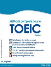 Méthode complète pour le TOEIC (5e édition) - Couverture - Format classique