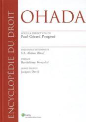 Encyclopédie du droit Ohada - Couverture - Format classique