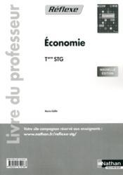 Economie term stg (poch ref) - Couverture - Format classique