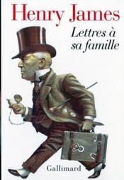 Lettres à sa famille - Couverture - Format classique