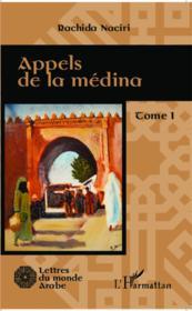 Appels de la médina t.1 - Couverture - Format classique