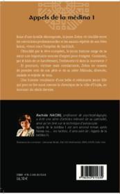 Appels de la médina t.1 - 4ème de couverture - Format classique