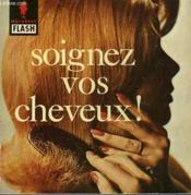 Vitalite... Shampooings... Permanantes... Soignez Vos Cheveux! - Couverture - Format classique